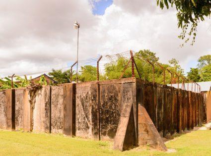 south american prison