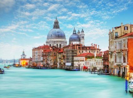 a long weekend in Venice Italy