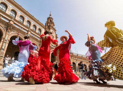 Flamenco Seville Spain