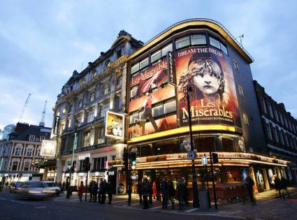 Queens Theatre London England UK