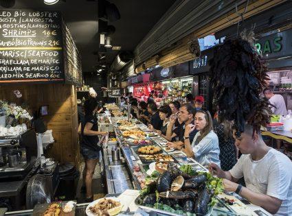 food in barcelona spain