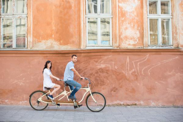 tandum bike