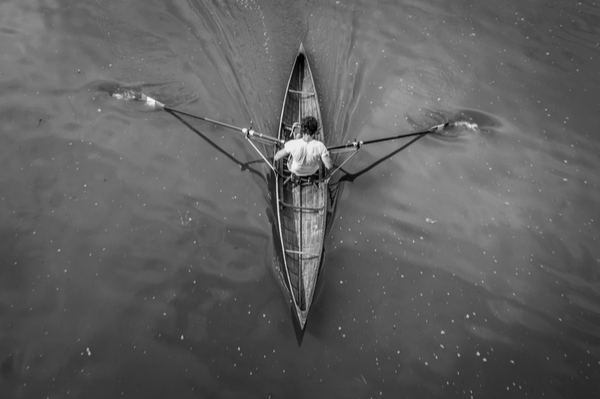 An Expedition Rowing Across The Atlantic Ocean, 2018