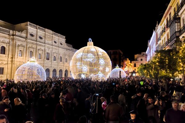 Spending the Christmas Holidays in Seville [2018]