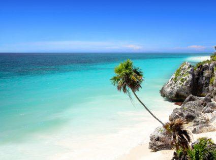 beautiful mexico beach
