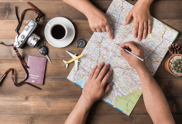 How to Plan Your Next Big Vacation