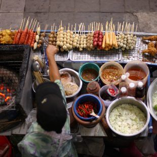 The 10 Best Street Foods Around The World