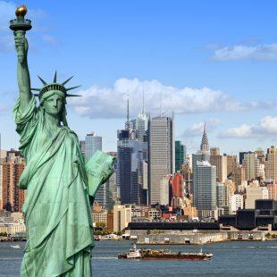 New York City Famous Landmark Attractions