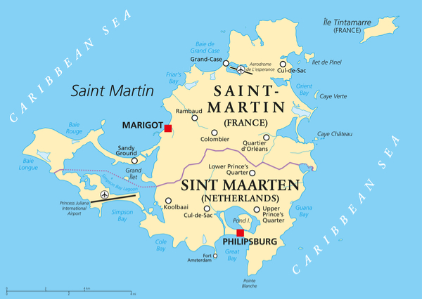Saint Martin Best Destinations 2019