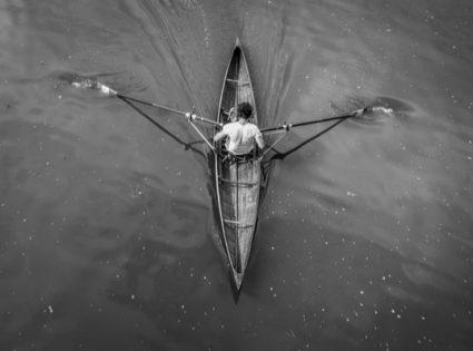 man row boat