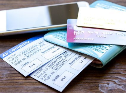travel documents missing