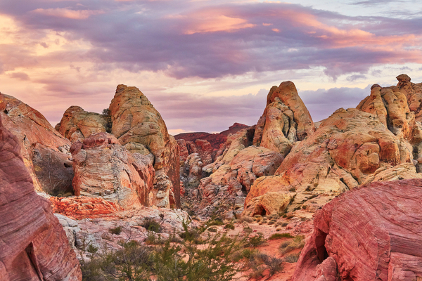 A Guide to the Best Scenic Views in Nevada