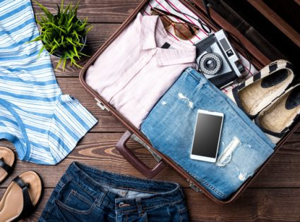how to pack for a short trip