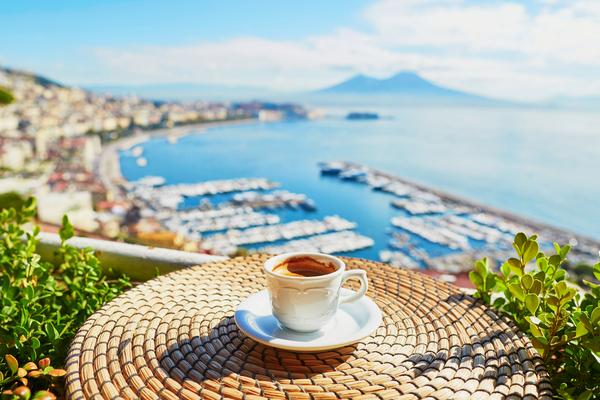 The First Lesson in Italian Espresso