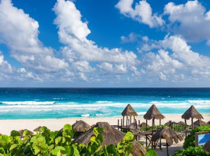 Natural Wonders of Cancun, Mexico