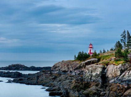 canada east coast lighthouse