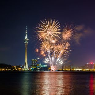 The Best Places to Celebrate New Year's in Macau