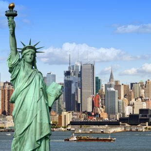 New York City Famous Landmark Attractions