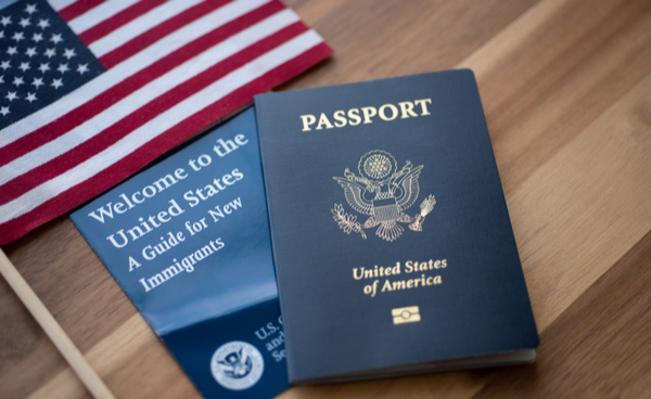 How to Sign a U.S. Passport